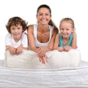 Выбор детского матраса